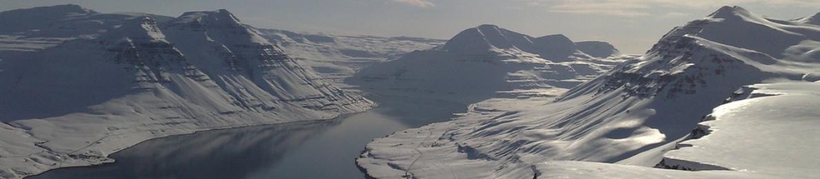 Fjarðarheiði - Hausmynd